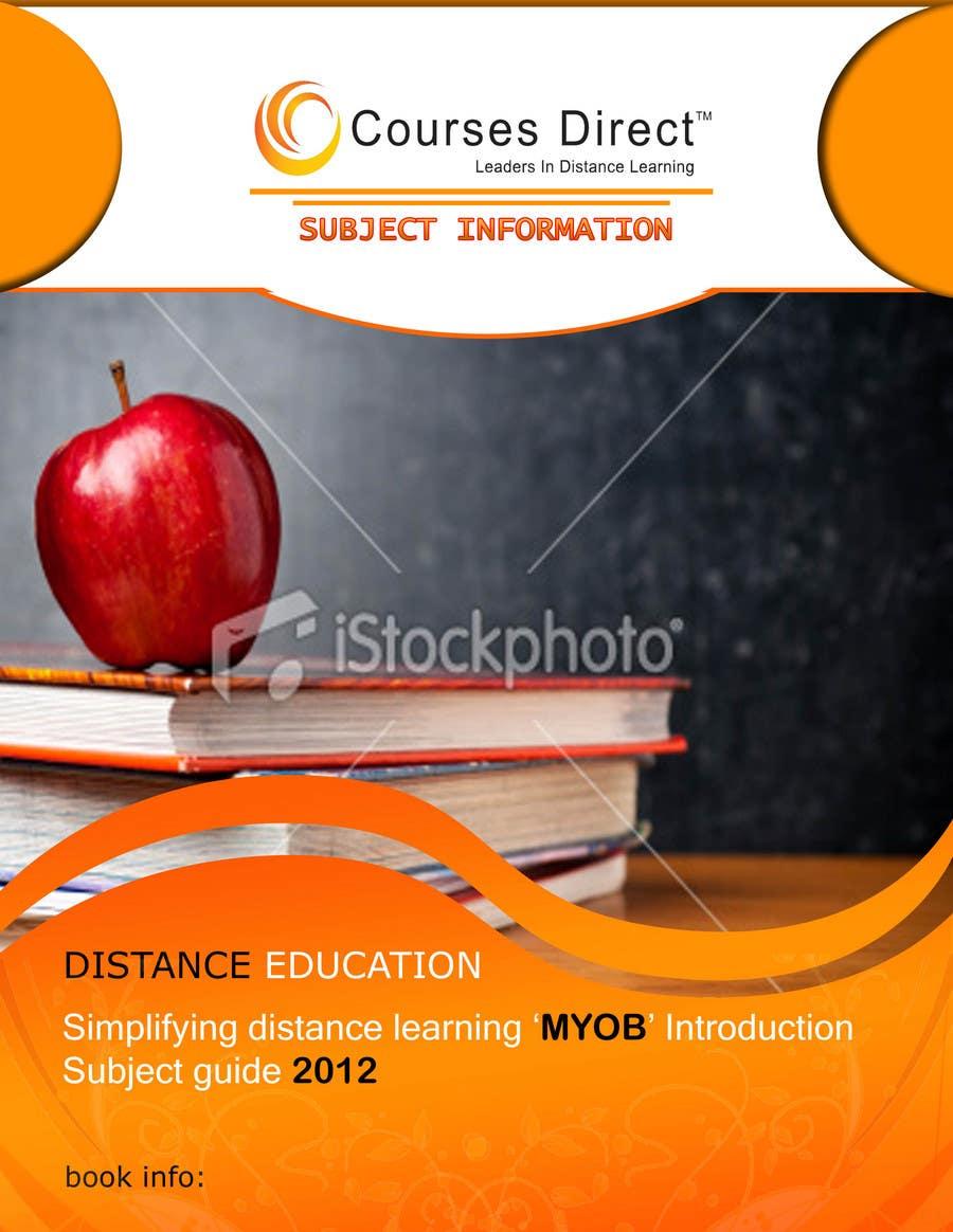 Inscrição nº                                         25                                      do Concurso para                                         Graphic Design for Courses Direct