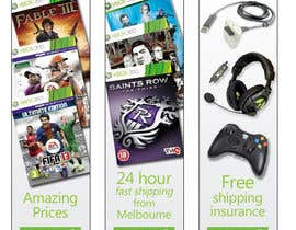 #27 para Banner Ad Design for Dungeon Crawl Online Pty Ltd (www.dungeoncrawl.com.au) por kaleidoscope