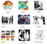 Icon or Button Design for Tango Club için Graphic Design66 No.lu Yarışma Girdisi
