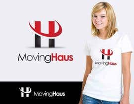 nº 19 pour Logo Design for MovingHaus.com par IzzDesigner