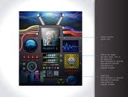 Graphic Design Kilpailutyö #27 kilpailuun Create a Main screen for an app that a crazy inventor would create!