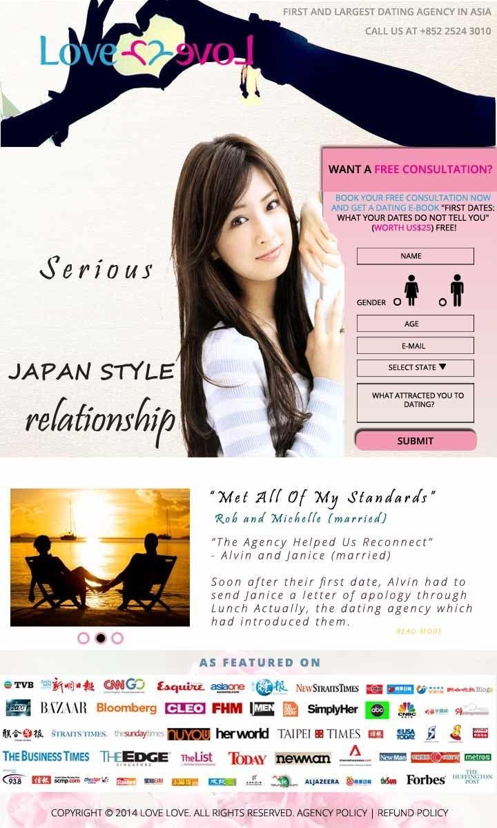 dating agency hong kong