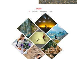 nº 14 pour Design a Photography Website par kirigaya123
