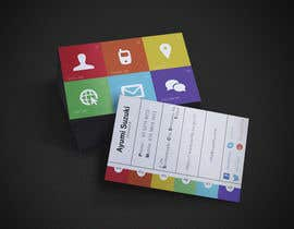#194 for Business Card template designs by maricstefan