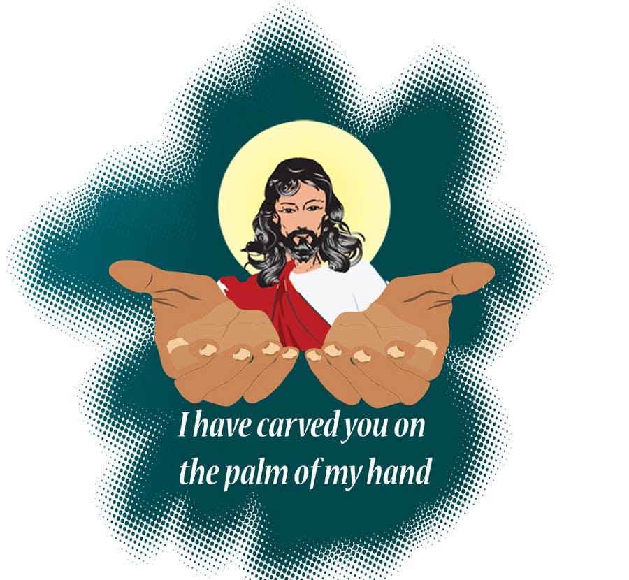 Inscrição nº                                         87                                      do Concurso para                                         T-shirt Design for Christian T-Shirt Company - Imitate Him LLC