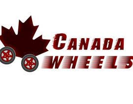 #97 para Graphic Design for Canadawheels.ca por Ritter77