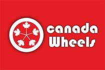 Graphic Design for Canadawheels.ca için Graphic Design116 No.lu Yarışma Girdisi
