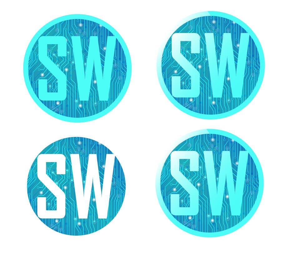 Penyertaan Peraduan #                                        112                                      untuk                                         Design a logo for Smart Waves