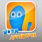 Graphic Design Contest Entry #39 for Icon for Worm game on iPhone and iPad