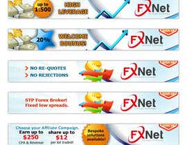 #75 cho Banner Ad Design for FXNET bởi ANALYSTEYE