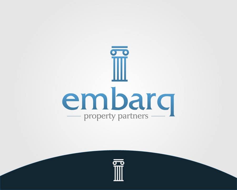 Konkurrenceindlæg #                                        392                                      for                                         Logo Design for embarq property partners