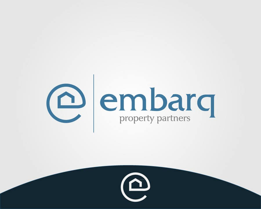 Konkurrenceindlæg #                                        423                                      for                                         Logo Design for embarq property partners