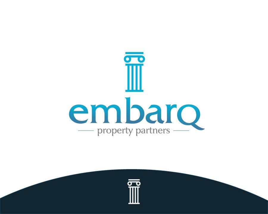 Konkurrenceindlæg #                                        767                                      for                                         Logo Design for embarq property partners