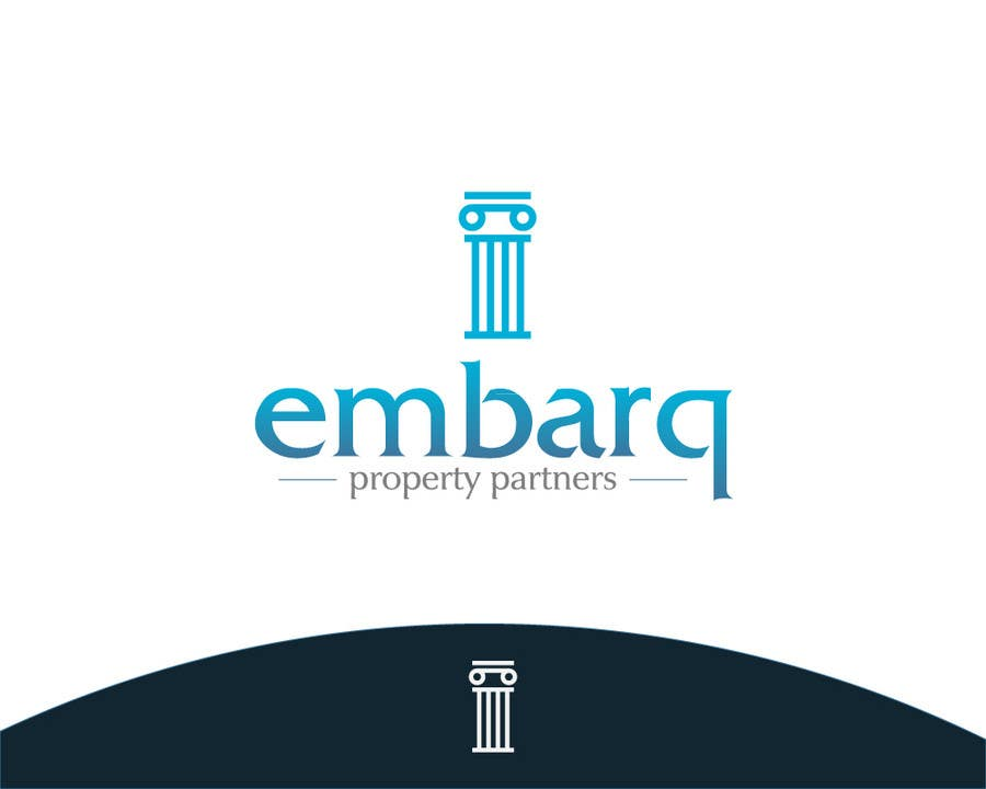 Konkurrenceindlæg #                                        778                                      for                                         Logo Design for embarq property partners