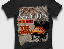 #85 cho Create a BBQ-shirt for our fans and customers bởi DesignerCS