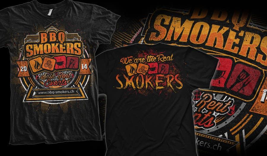Bài tham dự cuộc thi #                                        75                                      cho                                         Create a BBQ-shirt for our fans and customers