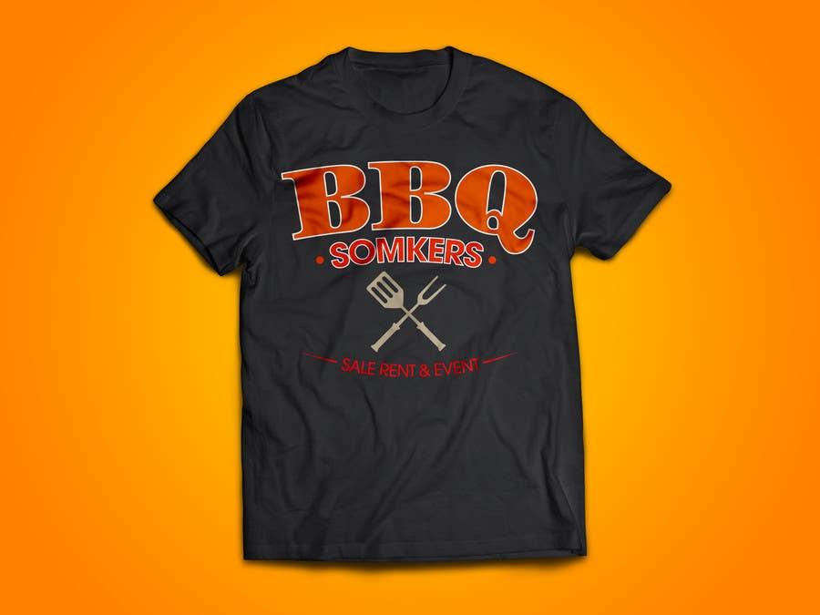 Bài tham dự cuộc thi #                                        72                                      cho                                         Create a BBQ-shirt for our fans and customers