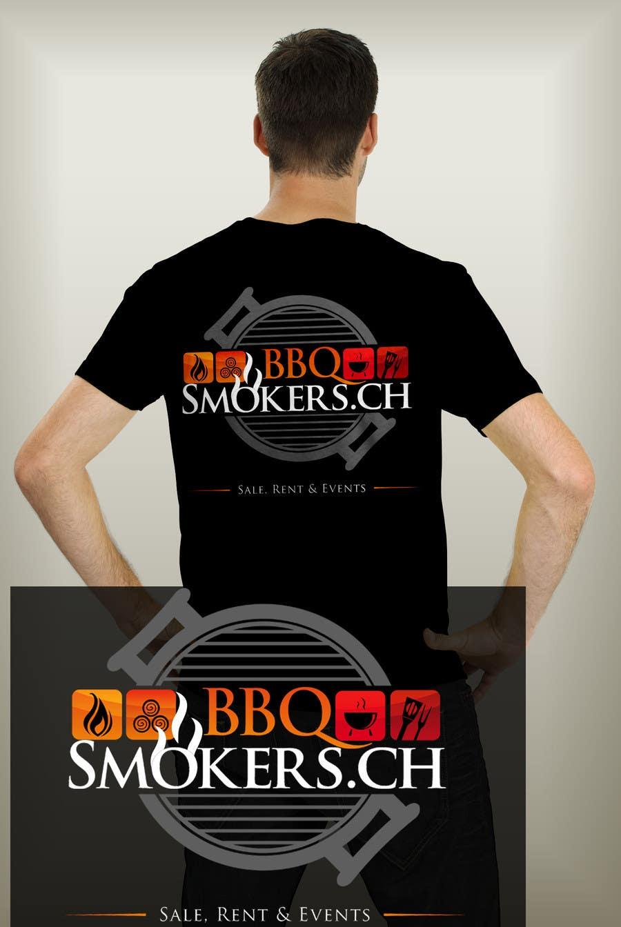 Bài tham dự cuộc thi #                                        2                                      cho                                         Create a BBQ-shirt for our fans and customers