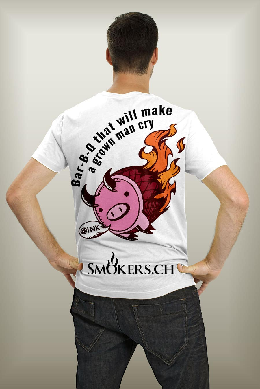 Bài tham dự cuộc thi #                                        88                                      cho                                         Create a BBQ-shirt for our fans and customers