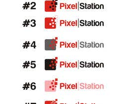 #206 for Logo Design for Company Pixel Computer, Brand Pixel Station af santarellid