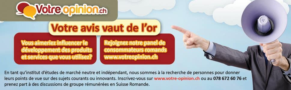 Konkurrenceindlæg #                                        27                                      for                                         Advertisement Design for www.votre-opinion.ch