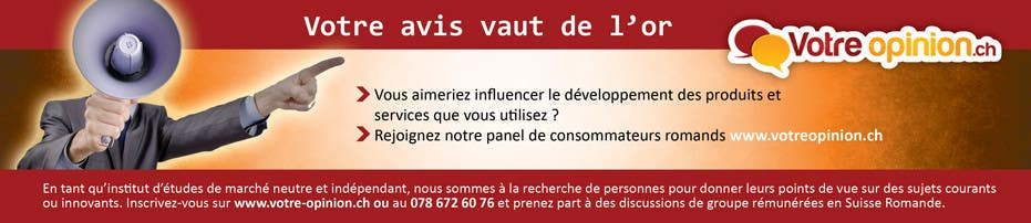 Konkurrenceindlæg #                                        20                                      for                                         Advertisement Design for www.votre-opinion.ch