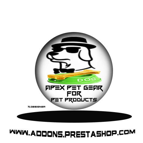 Entry #65 by NourNero for Design a logo for a pet product