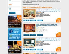 #35 for Website Design for GET READY RENTALS, af tania06