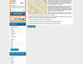 #29 for Website Design for GET READY RENTALS, af tania06