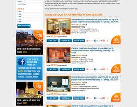 #33 for Website Design for GET READY RENTALS, af tania06
