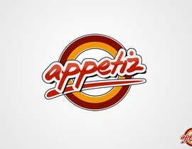 #84 για Logo Design for Appetiz από JustLogoz
