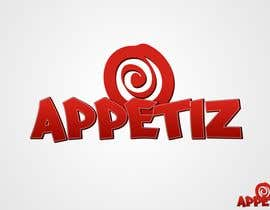#38 για Logo Design for Appetiz από JustLogoz