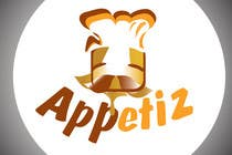 Entrada de concurso de Graphic Design #296 para Logo Design for Appetiz