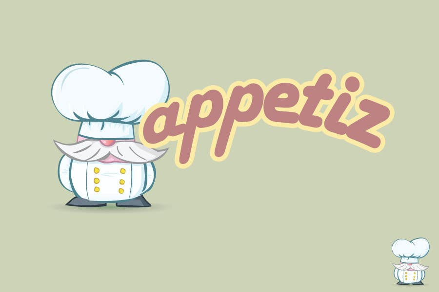 Contest Entry #193 for Logo Design for Appetiz