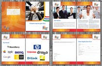 Graphic Design Kilpailutyö #8 kilpailuun Brochure Design for World Wide Web Trading LLC
