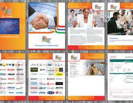 #14 untuk Brochure Design for World Wide Web Trading LLC oleh Brandwar