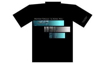 Конкурсная заявка №68 для T-shirt Design for a marine conservation organization