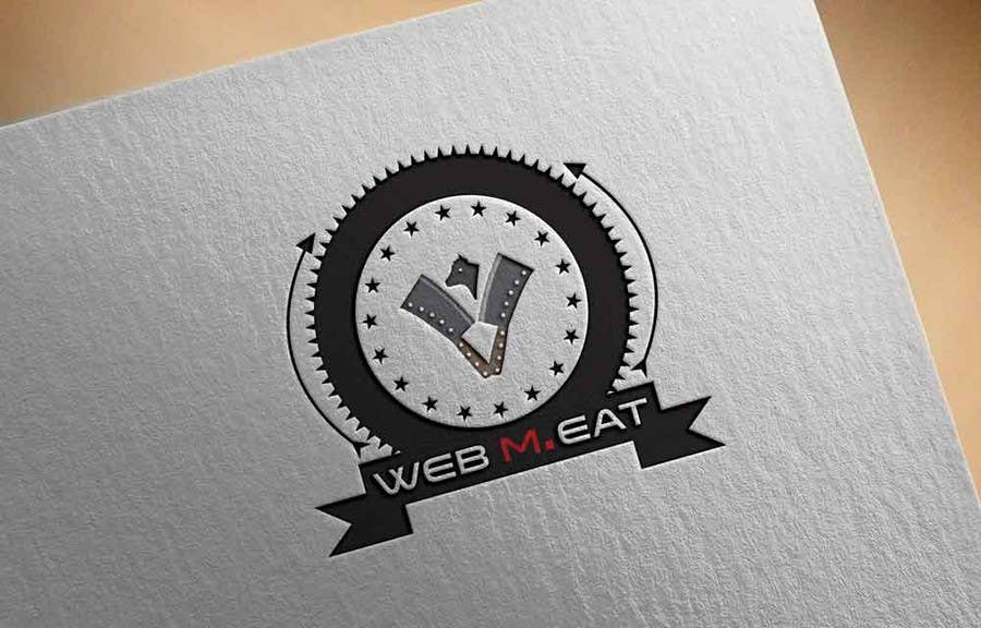 Inscrição nº                                         13                                      do Concurso para                                         LogotipoLogotipo para Marketplace de Carnes - Web Meat
