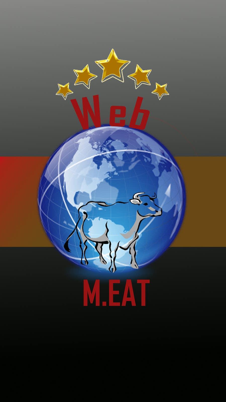 Inscrição nº                                         49                                      do Concurso para                                         LogotipoLogotipo para Marketplace de Carnes - Web Meat