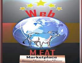 #50 para LogotipoLogotipo para Marketplace de Carnes - Web Meat por convickto
