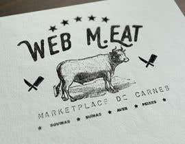 #33 para LogotipoLogotipo para Marketplace de Carnes - Web Meat por bodecomelata