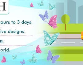 #26 untuk Design a Delivery banner oleh savitamane212