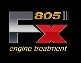 #120 para Logo Design for FX805 por twocats
