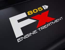 #129 para Logo Design for FX805 por twocats