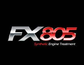 #133 para Logo Design for FX805 por desbutterfly