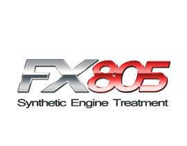 #138 para Logo Design for FX805 por desbutterfly