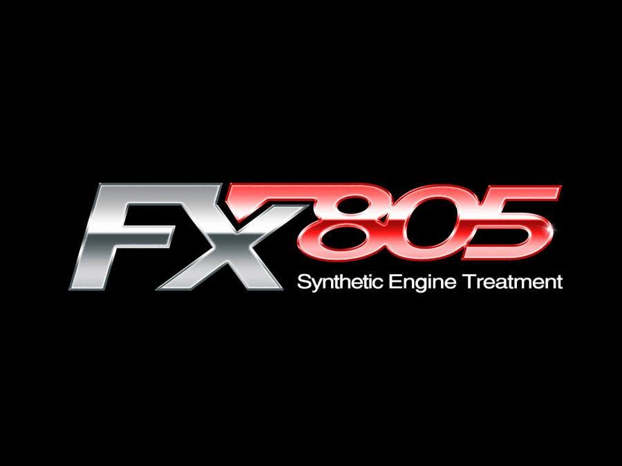 Inscrição nº                                         134                                      do Concurso para                                         Logo Design for FX805