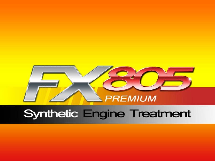 Inscrição nº                                         114                                      do Concurso para                                         Logo Design for FX805