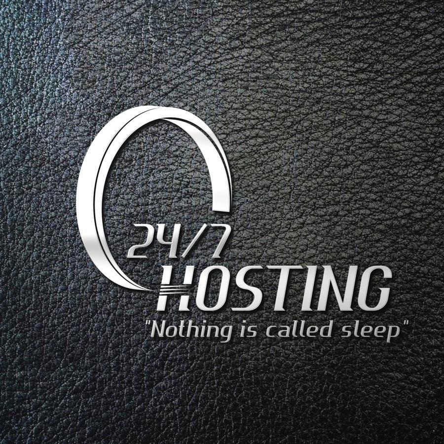 Bài tham dự cuộc thi #                                        28                                      cho                                         Logo Design for 24/7 Hosting