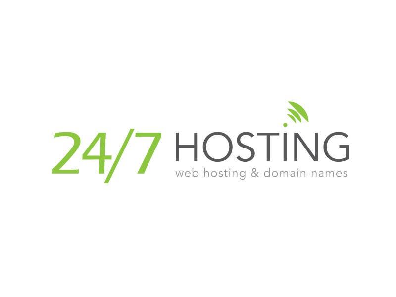 Inscrição nº 94 do Concurso para Logo Design for 24/7 Hosting